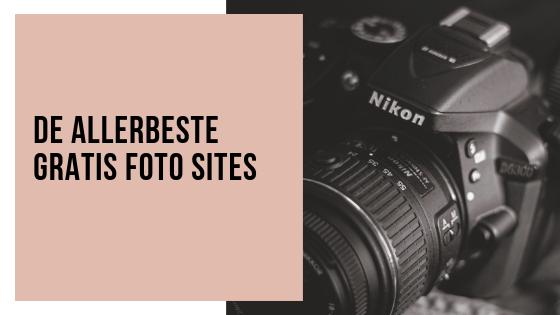 Gratis Foto sites