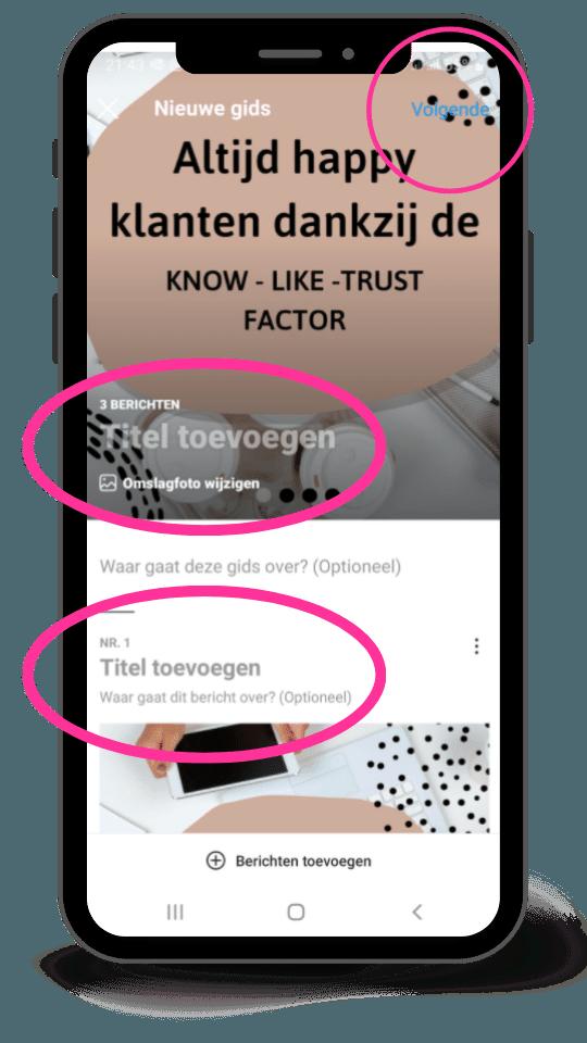 6 Alles over Instagram Gidsen Instagram Guides inclusief voorbeelden - Socially Sanne